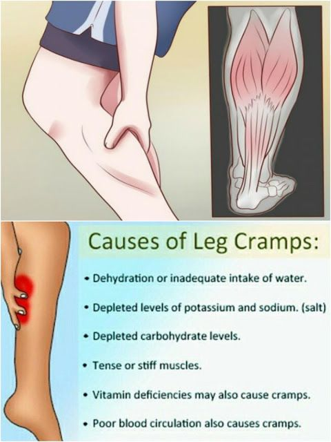 196b750617 Do Your Legs Cramp At Night? Here is How to Stop it From Happening Ever  Again | Home Remedies