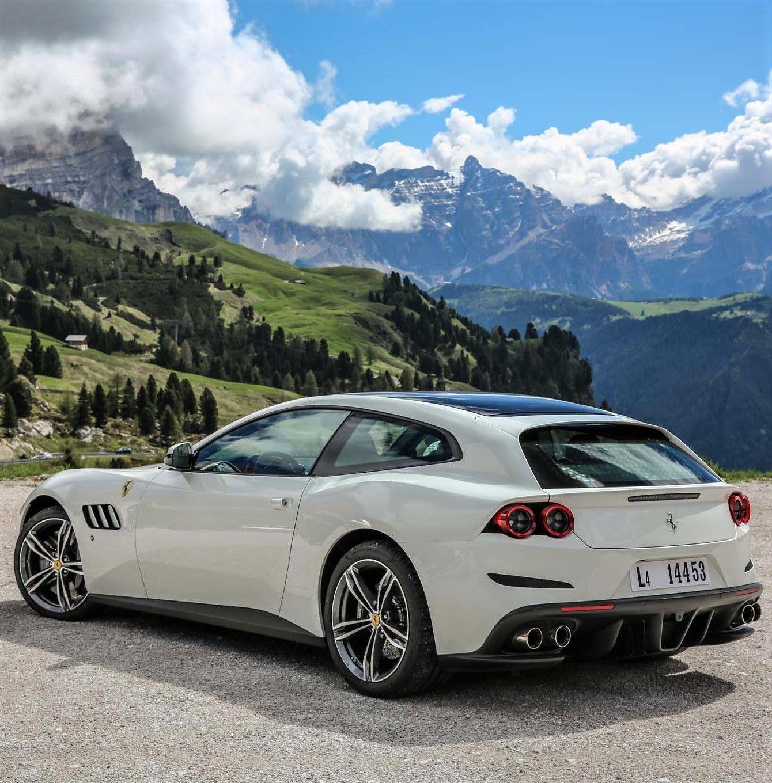 2017 Ferrari Gtc4lusso The Man Bespoke Cars Dream Cars Ferrari