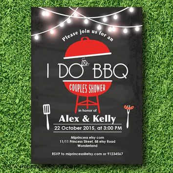 i do bbq invitations wedding shower invites couples shower bbq wedding shower bbq