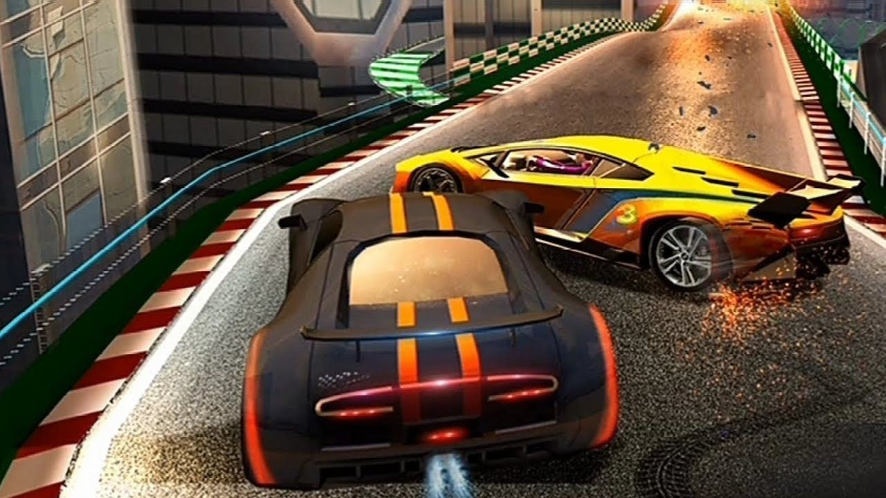 Extreme Cars Racing Game Sports Car Games To Play Car