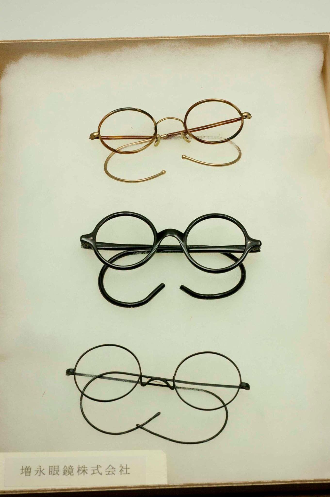 e2c8b105f Vintage Masunaga frames circ. 1930's.   Swell Style