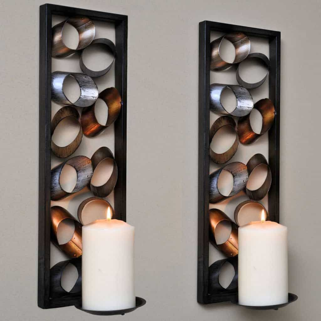 unique uk yet the wall sconces decor decorative holders masculine candle
