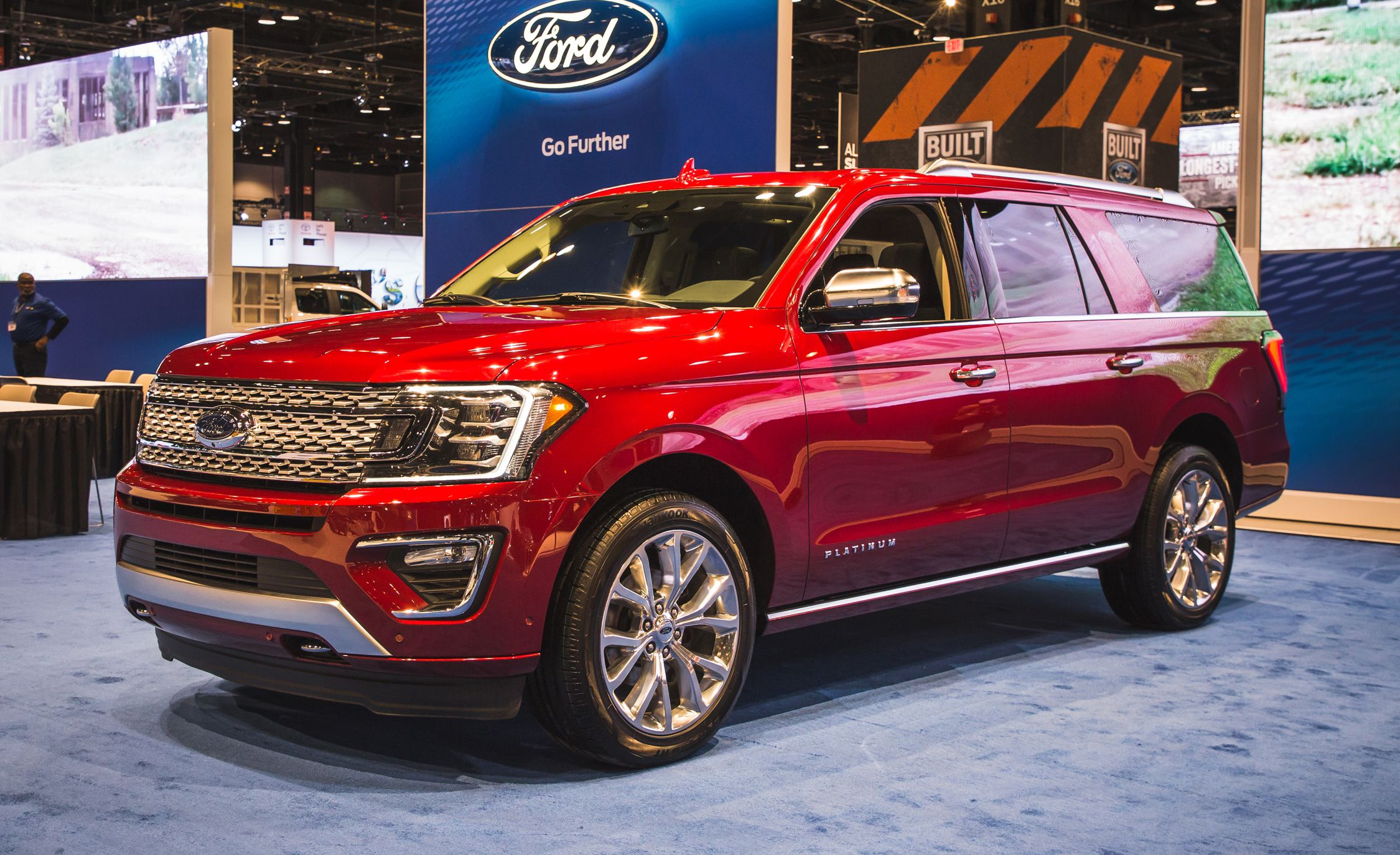 Ford Expedition U553 2018 | Sub | Pinterest | Ford ...