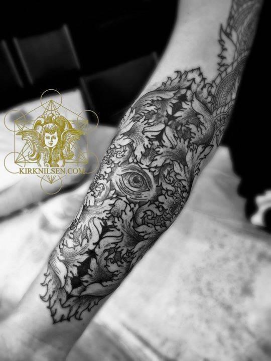 Baroque Tattoo Google Search In 2020 Tattoos Baroque Tattoo Forearm Tattoo