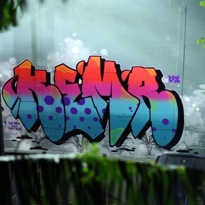 Bombing Science: Graffiti Blog - KEM5