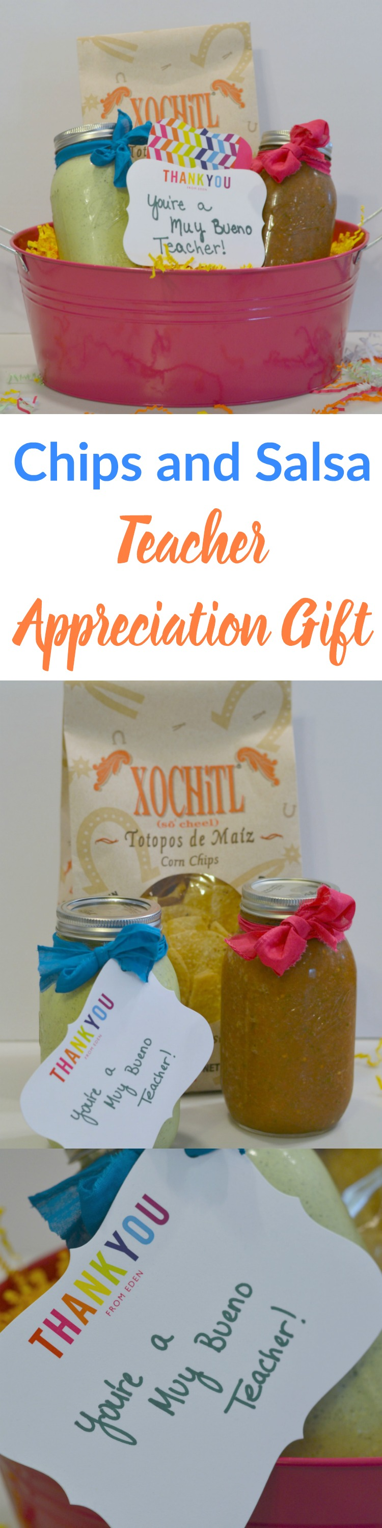 Chips and salsa teacher appreciation gift appreciation gifts chips and salsa teacher appreciation gift pinterest solutioingenieria Choice Image