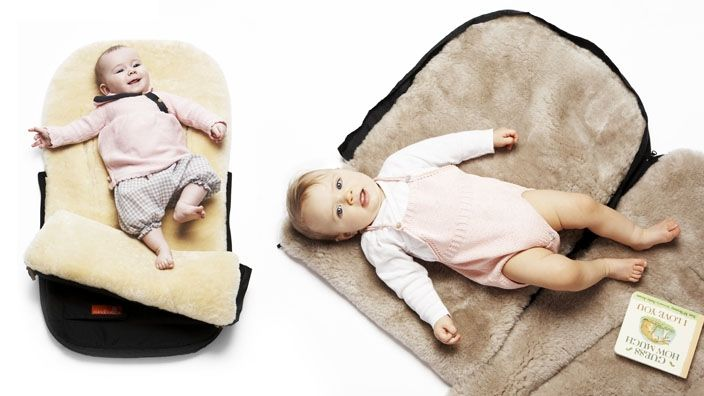 Stroller Snuggle Pod by Elks & Angels