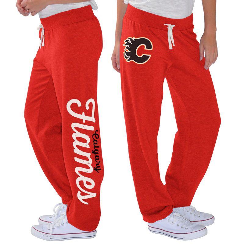 e35719c2 Calgary Flames G-III 4Her by Carl Banks Women's Scrimmage Sweatpants ...
