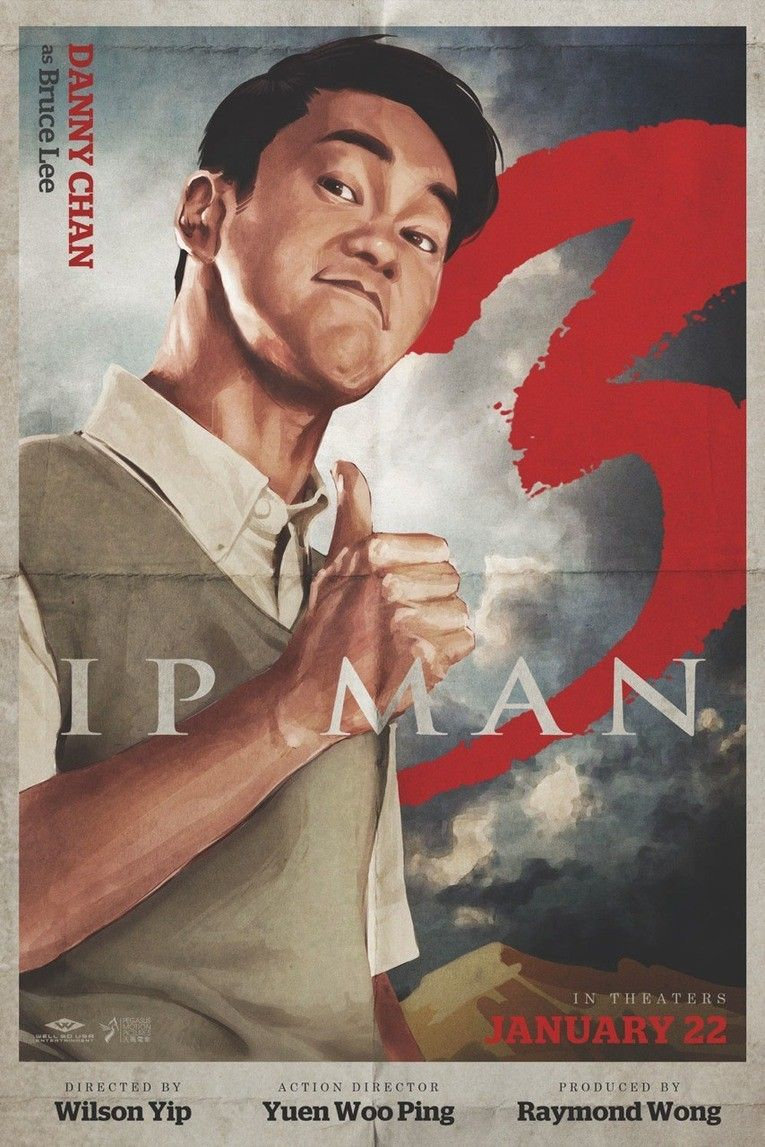 IP MAN 3 Trailer, Featurettes, Clip, Images and Posters