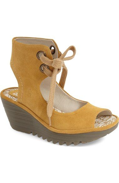 Fly London  Yaffa  Wedge Sandal available at  Nordstrom  10fa17b1866d