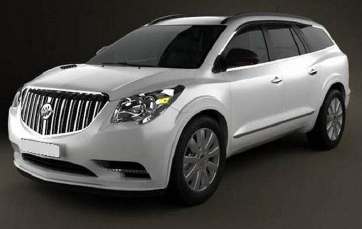 2018 Buick Enclave Redesign Price Review