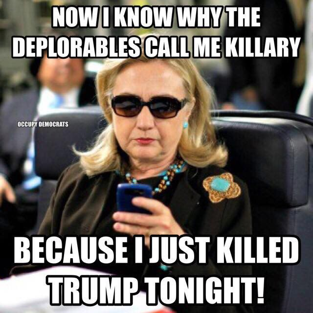 Funny 2016 Election Memes