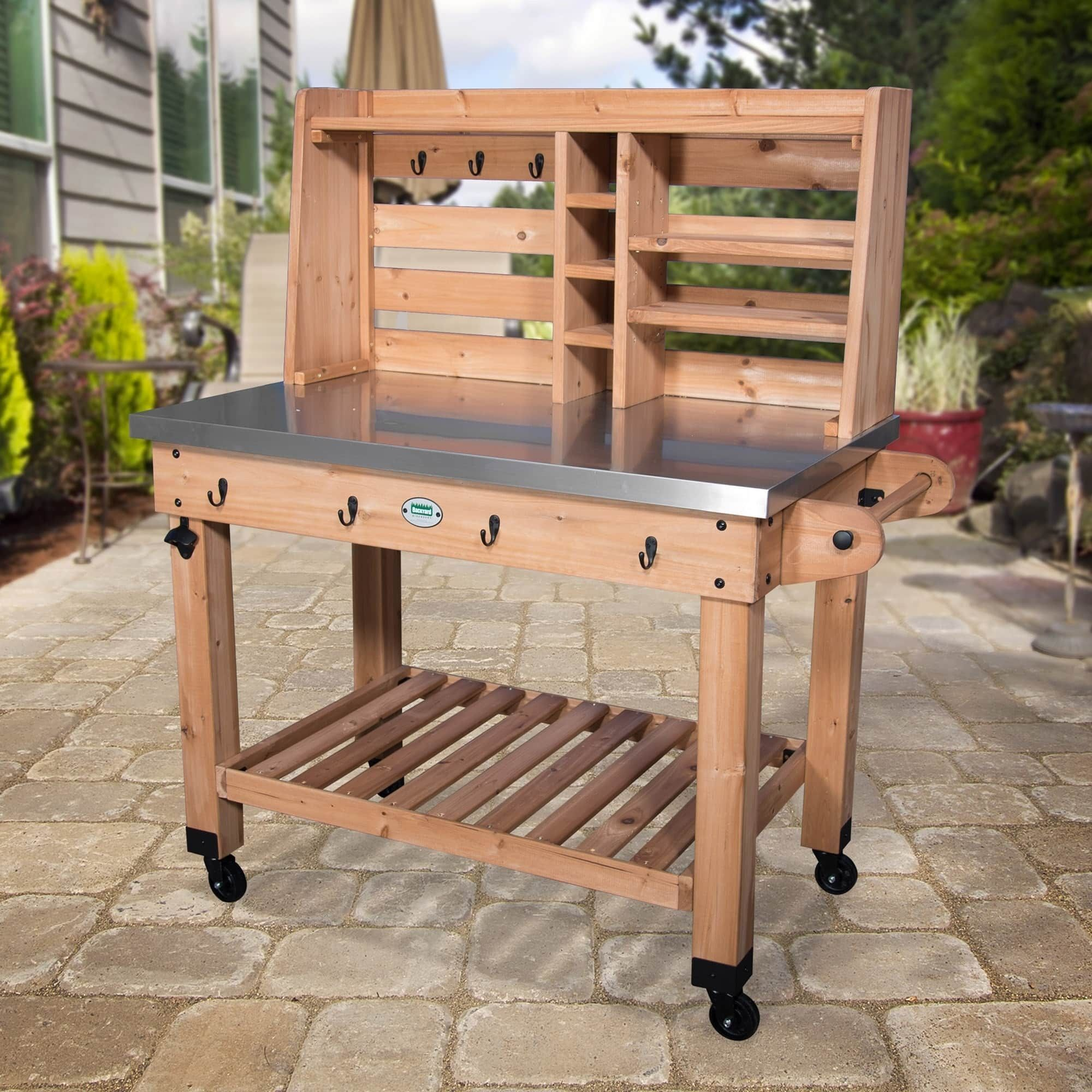 product manufacturer permasteel prev global ps grills of bbq patio cooler cart