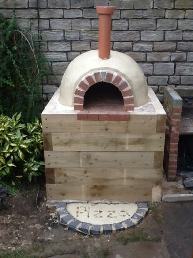 Building A Pizza Oven Diy Pizzaofen Pizzaofen Fur Draussen Und