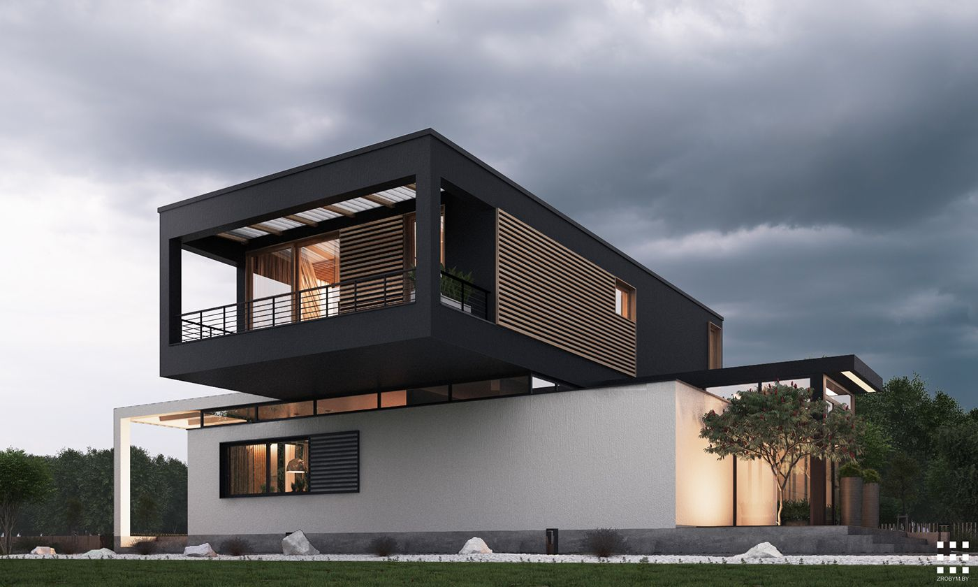 """Check out this @Behance project: """"TRESK-HOUSE"""" https://www.behance ..."""