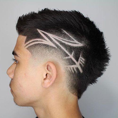 23 Cool Haircut Designs For Men 2019 Lovelee Natural Stylez Hair