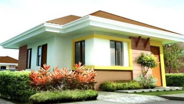 Simple Filipino Bungalow House Design Caba As
