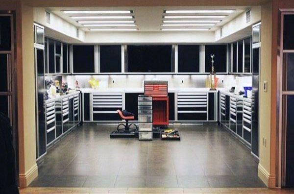 100 Garage Storage Ideas For Men Cool Organization And Shelving