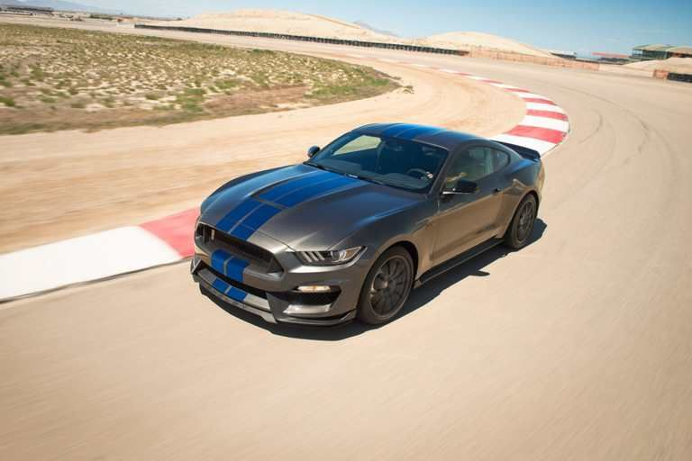 2017 Ford Shelby GT350® in Magnetic