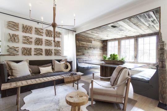 Family Friendly Home - living room