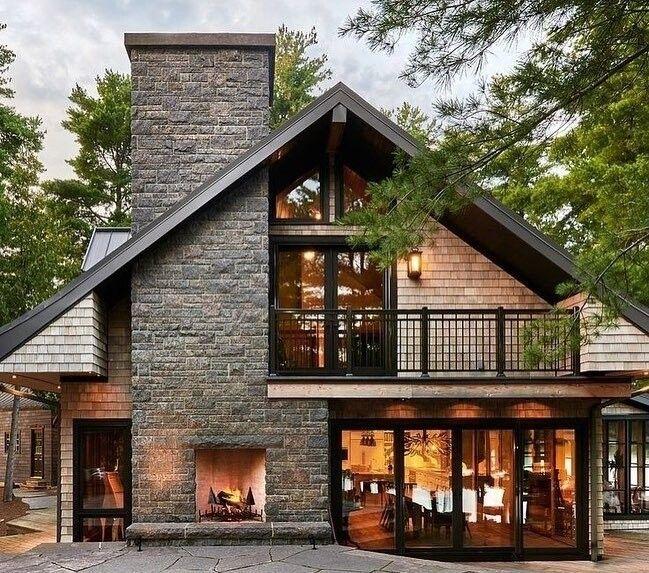 Отличный дом за городом.