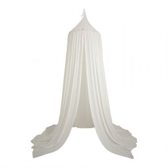 Ciel De Lit Canopy Blanc With Images Nursery Canopy Crib