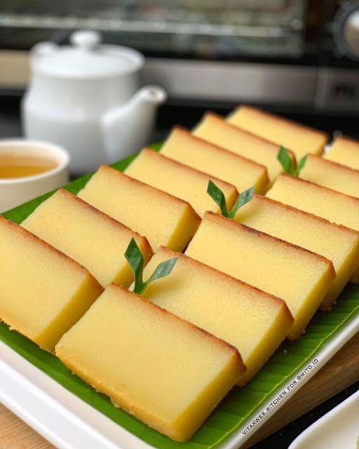 Resep Bingka Singkong Recomended Buat Di Rebake Ya Mak Enakkk Banget Resep Spesial Resep Makanan Ringan Mudah Ide Makanan