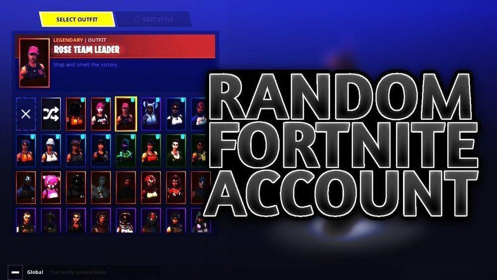 Random Fortnite Account 10 Skins Guaranteed Fortnite Australia
