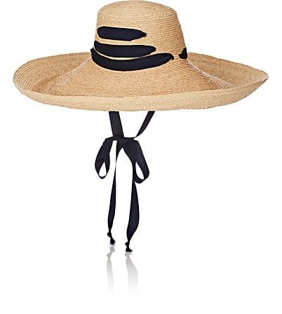 d6742618313a We Adore: The Espartina Raffia Floppy Sun Hat from Lola Hats at Barneys New  York