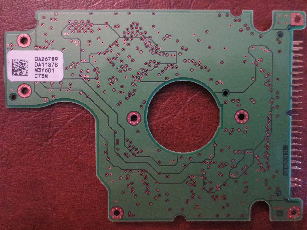 Hitachi Hts421260h9at00 Pn0a26306 Mlcda1303 0a26789 Da1187b 60gb Hard Drive Circuit Board For Data Recovery Ide Pcb Effective Electronics Datarecovery Harddriverepair Computerrepair