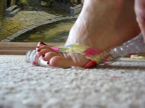 Como hacer Manualidades con una Botella de Plastico <sub>Tutoriales</sub> - enrHedando