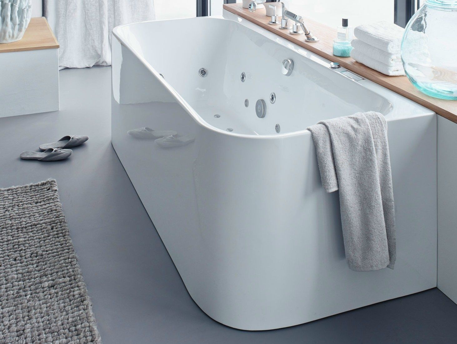 ВАННА HAPPY D.2 КОЛЛЕКЦИЯ HAPPY D.2 BY DURAVIT ITALIA | ДИЗАЙН ...