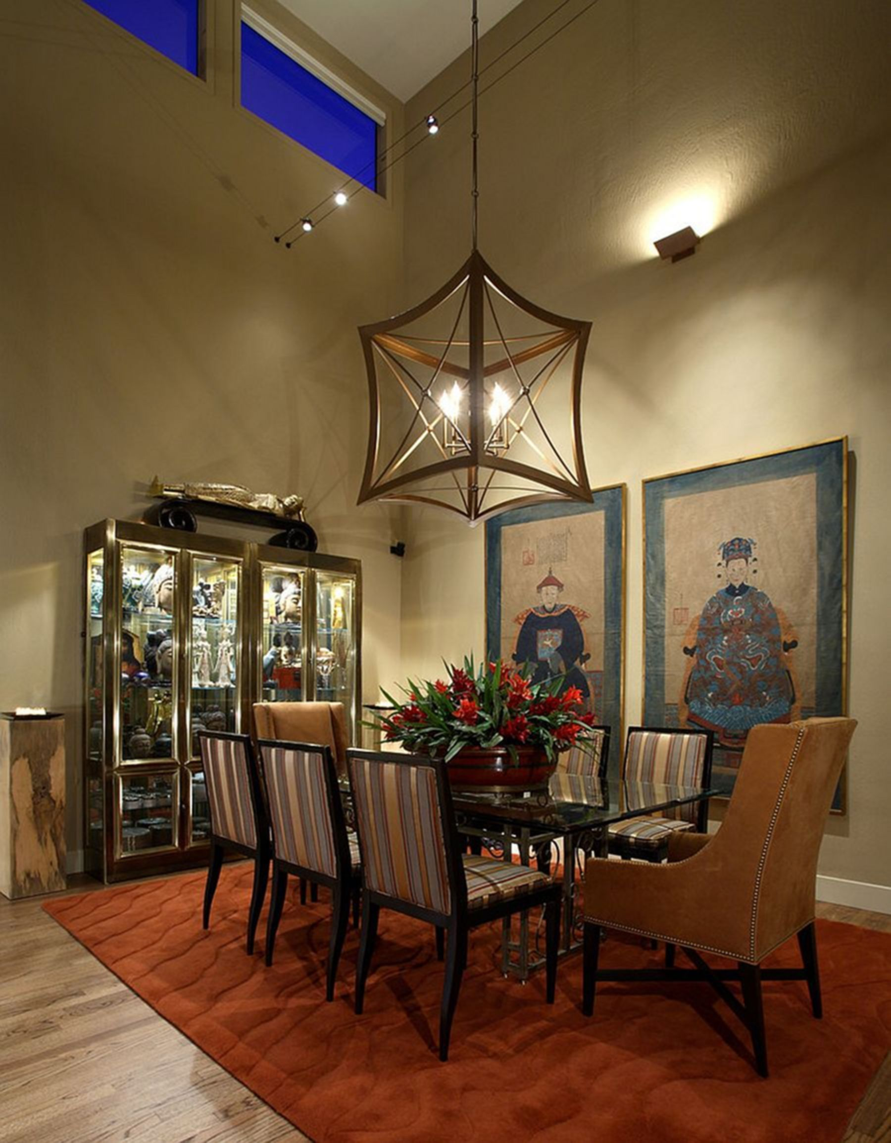 10 Stunning Dining Room Design And Decoration Ideas For Welcome Chinese New Year Asian Dining Room Dining Room Design Dining Room Decor