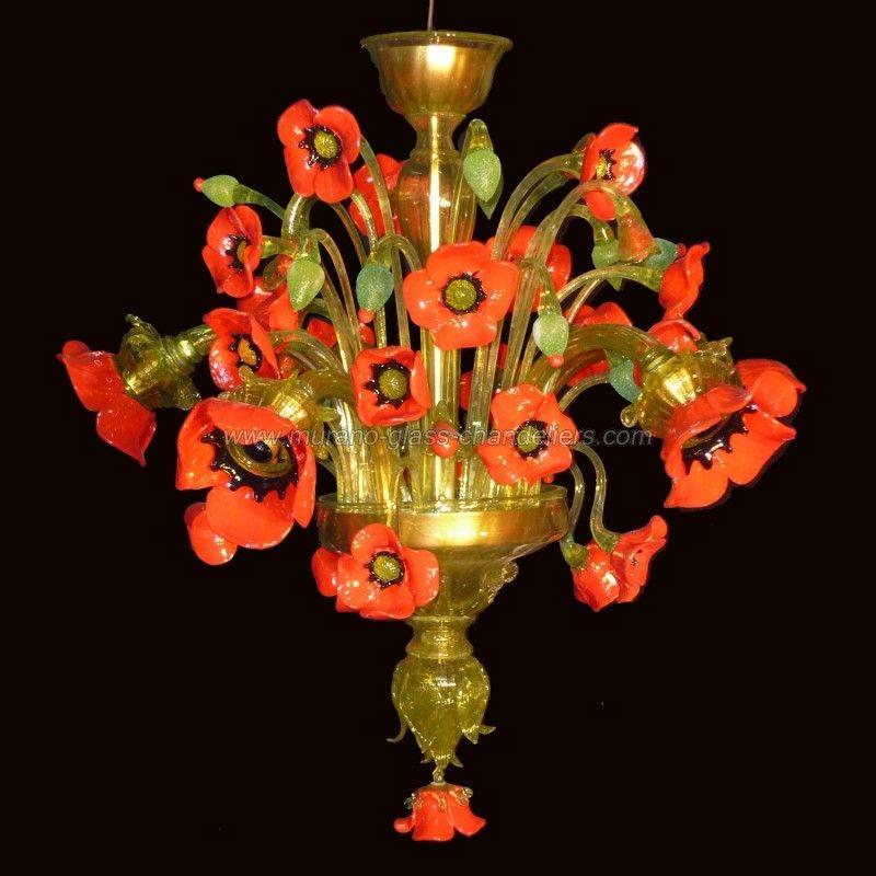 Italian Murano Glass Chandelier Chandeliers Design – Italian Glass Chandeliers