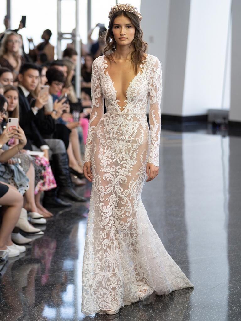 Ideas & Advice by The Knot in 2020 Berta wedding dress