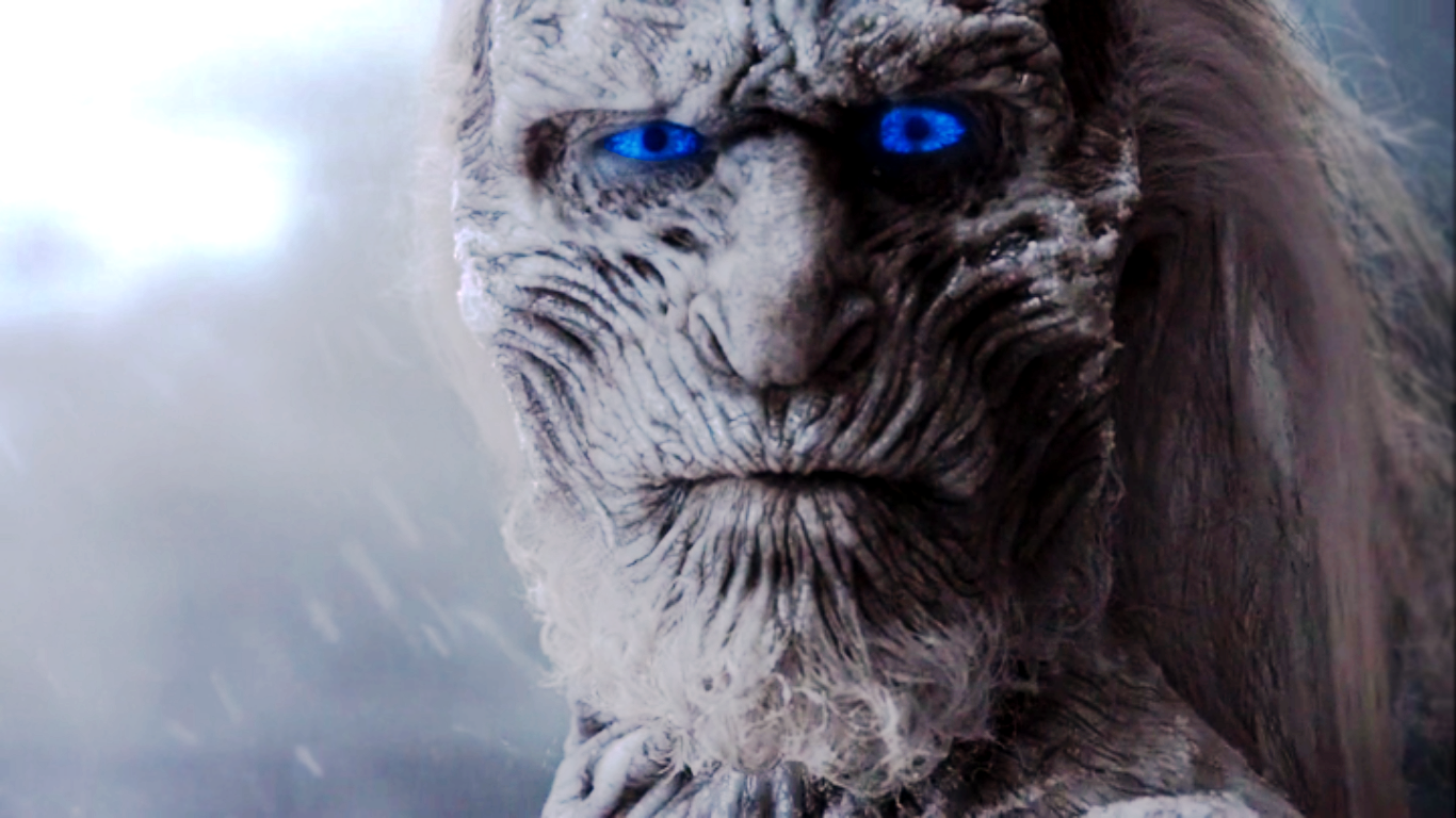 In That Darkness The White Walkers Came For The First Time They