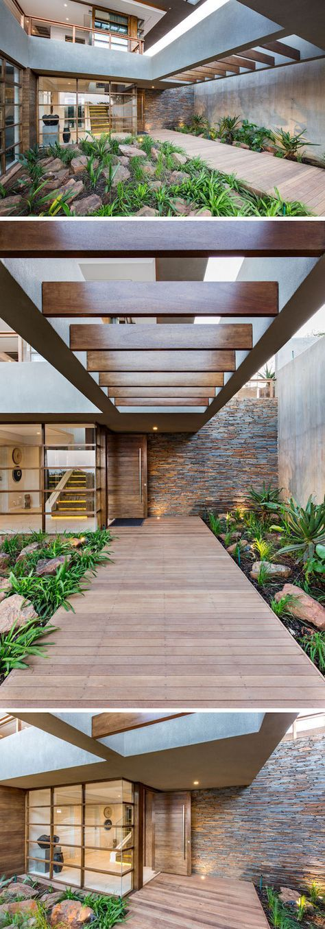 Lu0027orientation et le design du0027intérieur Feng shui du0027une maison d - allee d entree maison