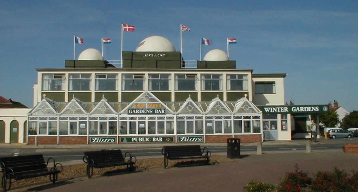 winter gardens cleethorpes favorite places and spaces