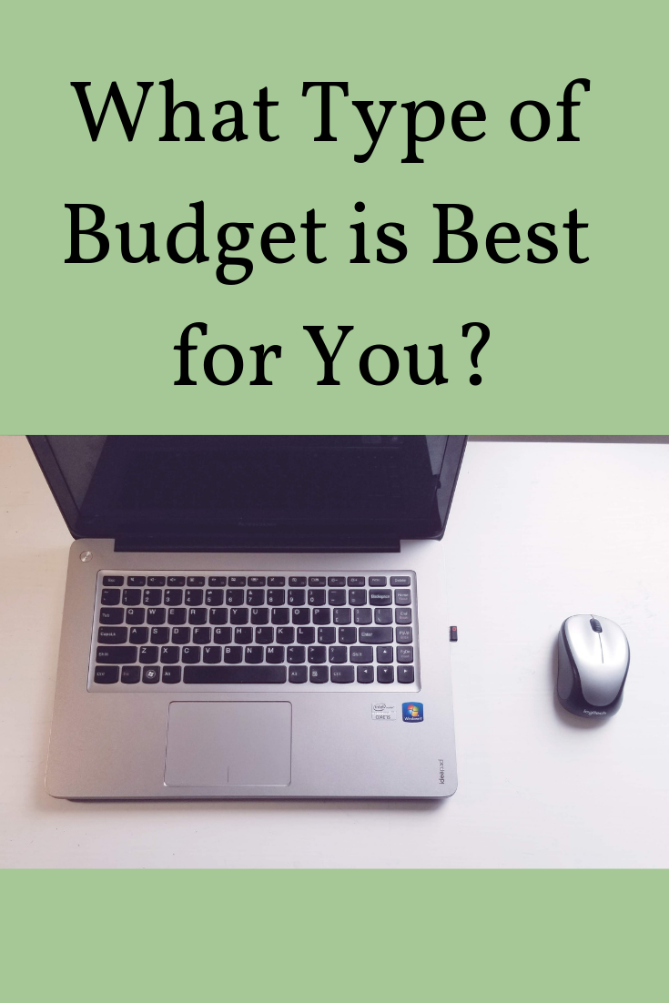 Different Types of Budgets Budgeting, Budgeting