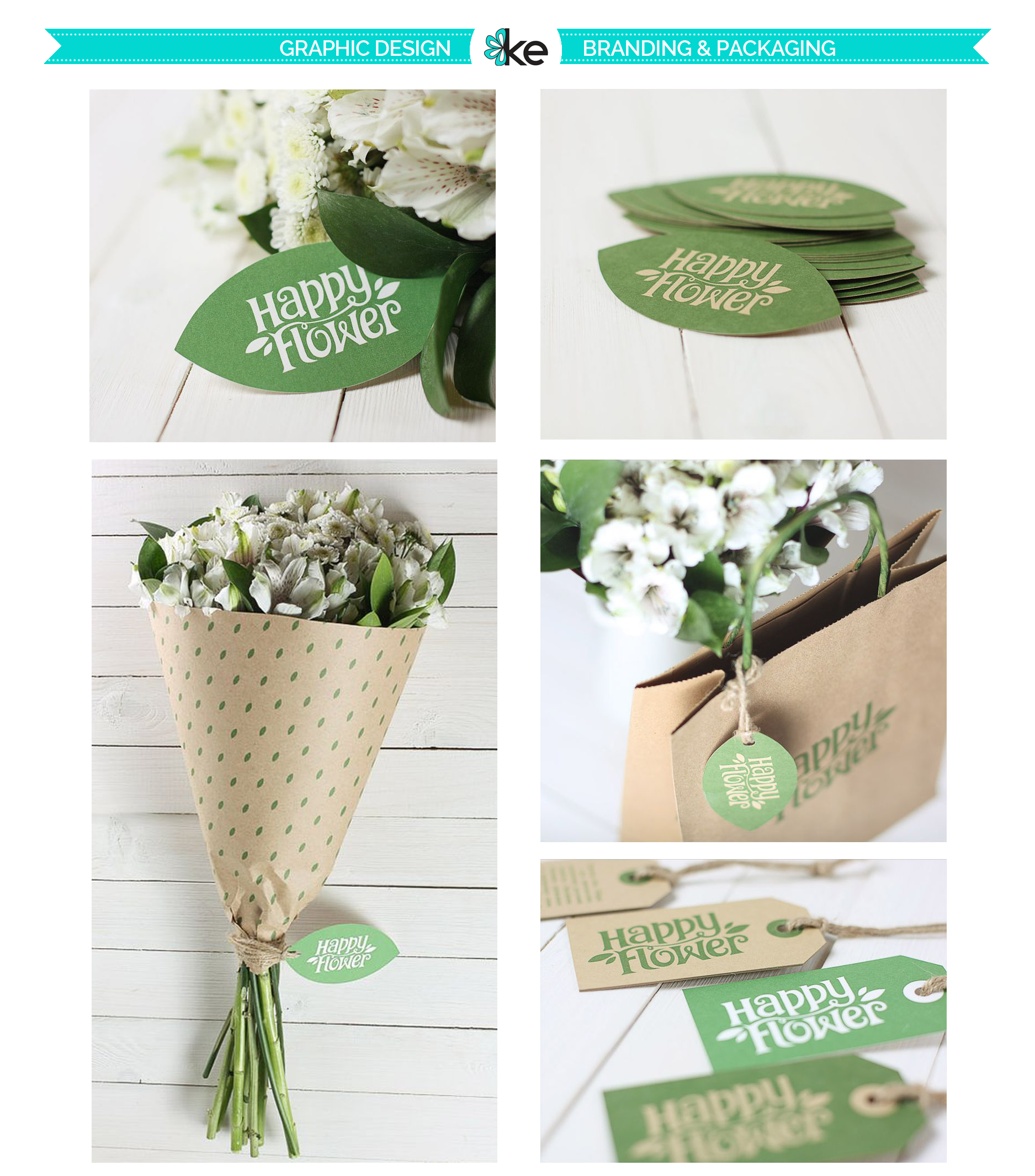florist branding Google Search How to wrap flowers