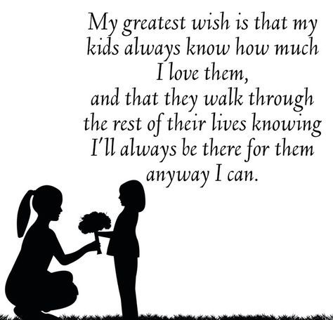 To quotes daughter mother single Single Mom