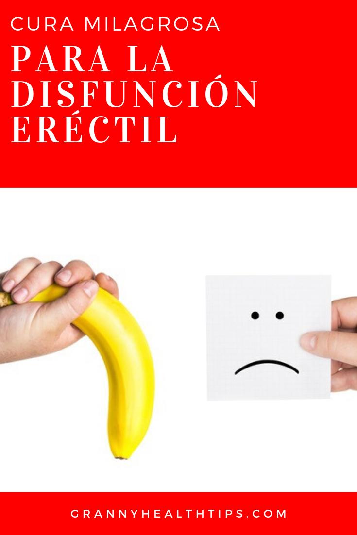 la olla causa disfunción eréctil