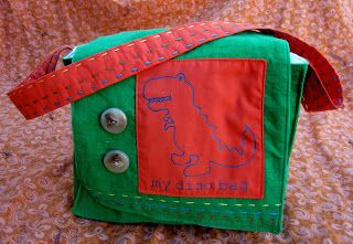 Celestial's Creations: Boy Bag Tutorial