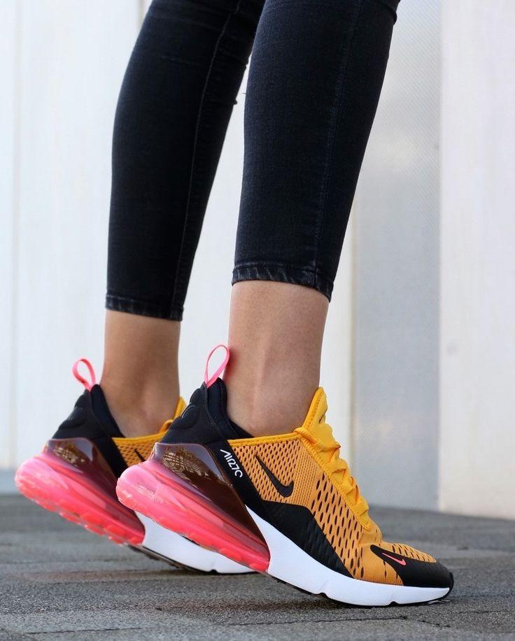 the latest 40564 b2f49 Schuhe Damen Sportlich -  Airmax270 ⭐ Nike Air Max 270 Coral 35,5   41  arası numaraları mevcuttur....   sneaker in 2019   Nike shoes, Shoes, ...