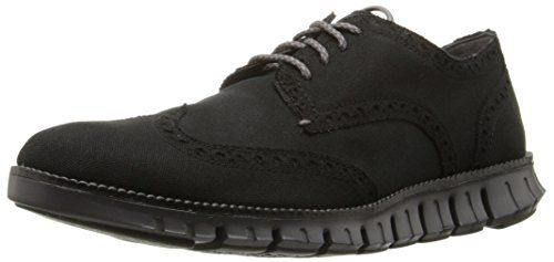 Cole Haan Men's ZEROGRAND DCON WINGTIP CANVAS Fashion Sneaker #shoes  Cole Haan zero grand deconstructed wingtip is a modern invention with a traditional past. Adaptive flexibility aims to mimic natural motion of the foot with grand os technology for cushioning and fit Canvas upper, natural storm welt, EVA midsole with rubber outsole.  http://www.theshoespack.com/cole-haan-mens-zerogrand-dcon-wingtip-canvas-fashion-sneaker/