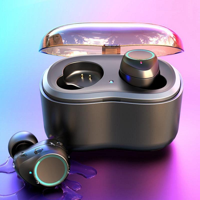 Shopee Malaysia Free Shipping Across Malaysia Wireless Earbuds Bluetooth Headset Design Earbuds