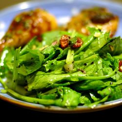 Jamie's Cranberry Spinach Salad - must make!