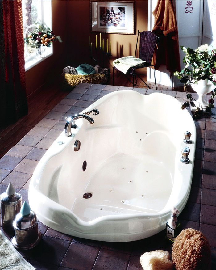 whirlpool tub and shower combination | Neptune Elysee Mass-Air/Activ ...