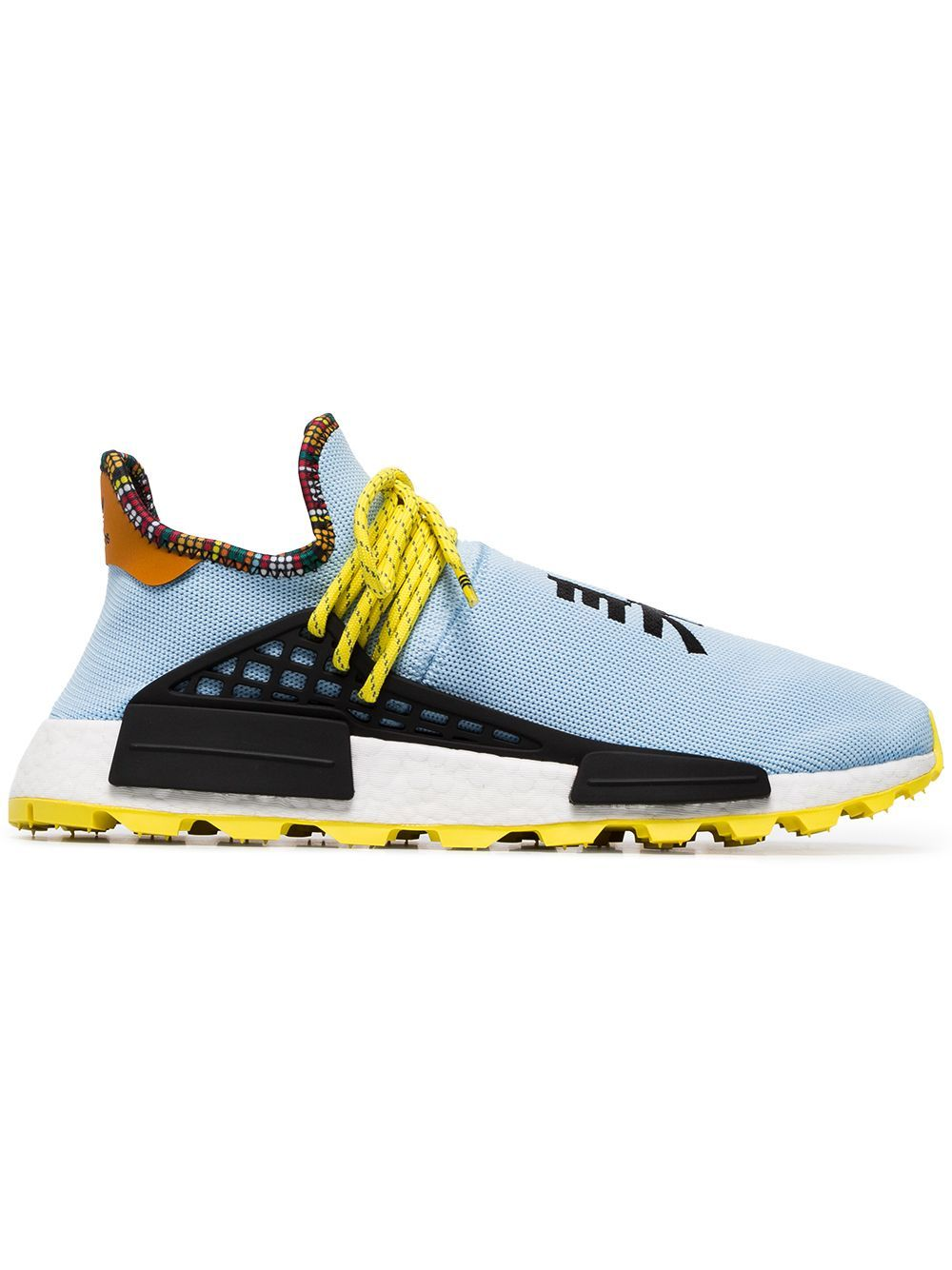 43ee825af ADIDAS ORIGINALS ADIDAS X PHARRELL WILLIAMS MULTICOLOURED HUMAN BODY NMD  SNEAKERS - 蓝色.  adidasoriginals  shoes