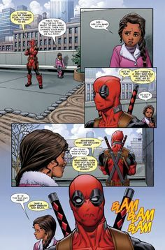 Preview: DEADPOOL #5 - Comic Vine | Deadpool | Deadpool